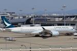 リクパパさんが、関西国際空港で撮影したキャセイパシフィック航空 A350-941XWBの航空フォト(写真)