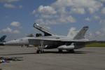 banshee02さんが、横田基地で撮影したアメリカ海兵隊 F/A-18D Hornetの航空フォト(写真)