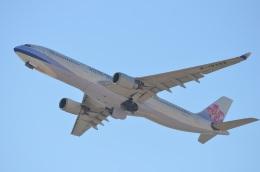 amagoさんが、関西国際空港で撮影したチャイナエアライン A330-302の航空フォト(写真)