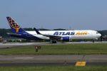 isiさんが、横田基地で撮影したアトラス航空 767-324/ERの航空フォト(写真)