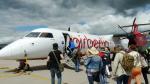 lufthansa9919さんが、デュッセルドルフ国際空港で撮影したエア・ベルリン DHC-8-402Q Dash 8の航空フォト(写真)