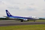 ワイエスさんが、鹿児島空港で撮影したANAウイングス 737-54Kの航空フォト(写真)