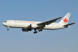 panchiさんが、成田国際空港で撮影したエア・カナダ 767-375/ERの航空フォト(写真)