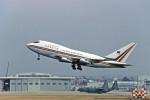 Gambardierさんが、名古屋飛行場で撮影したチャイナエアライン 747SP-09の航空フォト(写真)