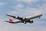 OS52さんが、成田国際空港で撮影したイベリア航空 A340-642Xの航空フォト(写真)