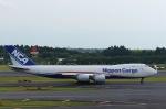 Harry Lennonさんが、成田国際空港で撮影した日本貨物航空 747-8KZF/SCDの航空フォト(写真)