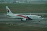 flying-dutchmanさんが、クアラルンプール国際空港で撮影したマレーシア航空 737-8H6の航空フォト(写真)