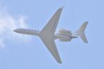 Orange linerさんが、成田国際空港で撮影したウェルズ・ファーゴ・バンク・ノースウェスト C-37B Gulfstream G550 (G-V-SP)の航空フォト(写真)
