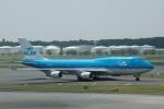 flying-dutchmanさんが、成田国際空港で撮影したKLMオランダ航空 747-406Mの航空フォト(写真)