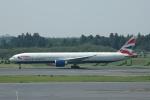 flying-dutchmanさんが、成田国際空港で撮影したブリティッシュ・エアウェイズ 777-36N/ERの航空フォト(写真)