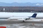 dianaさんが、新千歳空港で撮影した? G-IVの航空フォト(写真)