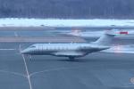 dianaさんが、新千歳空港で撮影したビスタジェット BD-100-1A10 Challenger 350の航空フォト(写真)