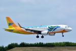 トロピカルさんが、成田国際空港で撮影したセブパシフィック航空 A320-214の航空フォト(写真)
