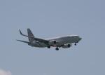 渚のカセットさんが、シンガポール・チャンギ国際空港で撮影したミャンマー・ナショナル・エアウェイズ 737-86Nの航空フォト(写真)