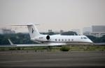 スポット110さんが、羽田空港で撮影したRedhills Ventutres LLC G-IV Gulfstream IV-SPの航空フォト(写真)