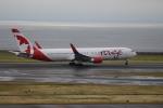 canon_leopardさんが、中部国際空港で撮影したエア・カナダ・ルージュ 767-333/ERの航空フォト(写真)