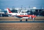 takamaruさんが、浜松基地で撮影した海上自衛隊 TC-90 King Air (C90)の航空フォト(写真)