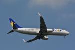 HS888さんが、鹿児島空港で撮影したスカイマーク 737-8FZの航空フォト(写真)