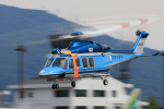 Assk5338さんが、松本空港で撮影した長野県警察 AW139の航空フォト(写真)