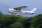 Nao0407さんが、松本空港で撮影した日本個人所有 172R Skyhawkの航空フォト(写真)