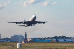 Orcaさんが、成田国際空港で撮影したユナイテッド航空 747-422の航空フォト(写真)