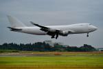 kamerajiijiさんが、成田国際空港で撮影したアトラス航空 747-4KZF/SCDの航空フォト(写真)