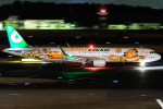 Gyoza_さんが、成田国際空港で撮影したエバー航空 A321-211の航空フォト(写真)