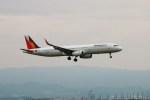 ガス屋のヨッシーさんが、関西国際空港で撮影したフィリピン航空 A321-231の航空フォト(写真)