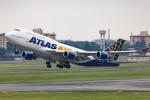 Orcaさんが、横田基地で撮影したアトラス航空 747-446の航空フォト(写真)