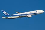 Gyoza_さんが、羽田空港で撮影した全日空 777-281の航空フォト(写真)