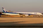 Gyoza_さんが、成田国際空港で撮影した全日空 777-381/ERの航空フォト(写真)