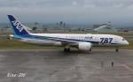 RINA-200さんが、小松空港で撮影した全日空 787-8 Dreamlinerの航空フォト(写真)