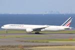 まえちんさんが、羽田空港で撮影したエールフランス航空 777-328/ERの航空フォト(写真)