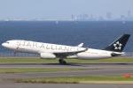 まえちんさんが、羽田空港で撮影した中国国際航空 A330-243の航空フォト(写真)