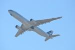 amagoさんが、関西国際空港で撮影したキャセイパシフィック航空 A330-342の航空フォト(写真)