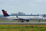 よしポンさんが、成田国際空港で撮影したデルタ航空 757-26Dの航空フォト(写真)