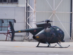 まさ75さんが、明野駐屯地で撮影した陸上自衛隊 OH-6Dの航空フォト(写真)