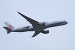 sepia2016さんが、成田国際空港で撮影したチャイナエアライン A350-941XWBの航空フォト(写真)