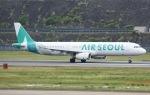 staralliance☆JA712Aさんが、長崎空港で撮影したエアソウル A321-231の航空フォト(写真)