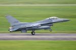 なごやんさんが、嘉手納飛行場で撮影したアメリカ空軍 F-16C-30-CF Fighting Falconの航空フォト(写真)
