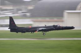 なごやんさんが、嘉手納飛行場で撮影したアメリカ空軍 U-2S Dragon Ladyの航空フォト(写真)