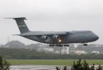 なごやんさんが、嘉手納飛行場で撮影したアメリカ空軍 C-5M Super Galaxyの航空フォト(写真)
