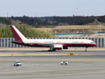 Gulf650Erさんが、成田国際空港で撮影したユカピア 757-2J4の航空フォト(写真)
