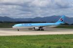 mojioさんが、静岡空港で撮影した大韓航空 A330-323Xの航空フォト(写真)