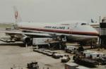 TKOさんが、羽田空港で撮影した日本航空 747SR-46の航空フォト(写真)
