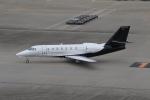 サリーちゃんのパパさんが、羽田空港で撮影したAVISTA INVESTMENTS LLC 680 Citation Sovereignの航空フォト(写真)