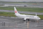 Dreamer-K'さんが、羽田空港で撮影した日本航空 737-846の航空フォト(写真)