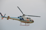 ja0hleさんが、名古屋飛行場で撮影した中日本航空 AS350B Ecureuilの航空フォト(写真)