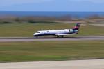 Nao0407さんが、新潟空港で撮影したアイベックスエアラインズ CL-600-2C10 Regional Jet CRJ-702の航空フォト(写真)