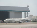 kamonhasiさんが、那覇空港で撮影したアメリカ個人所有 Bombardierの航空フォト(写真)